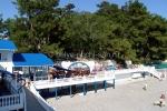 Санаторий «Белые Ночи»,  Сочи, пляж